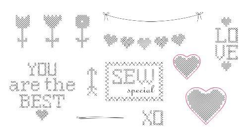 Cross-Stitch Wishes