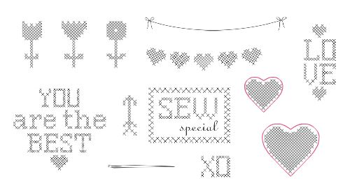 Cross-Stitch Wishes