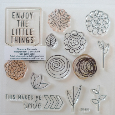 Enjoy the little things 1