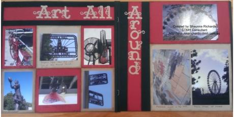 Art all around