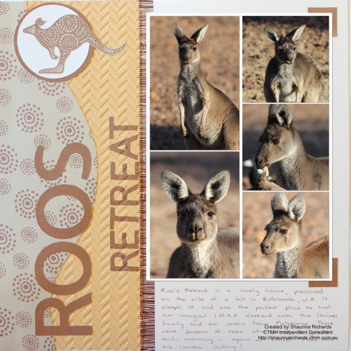Roos retreat