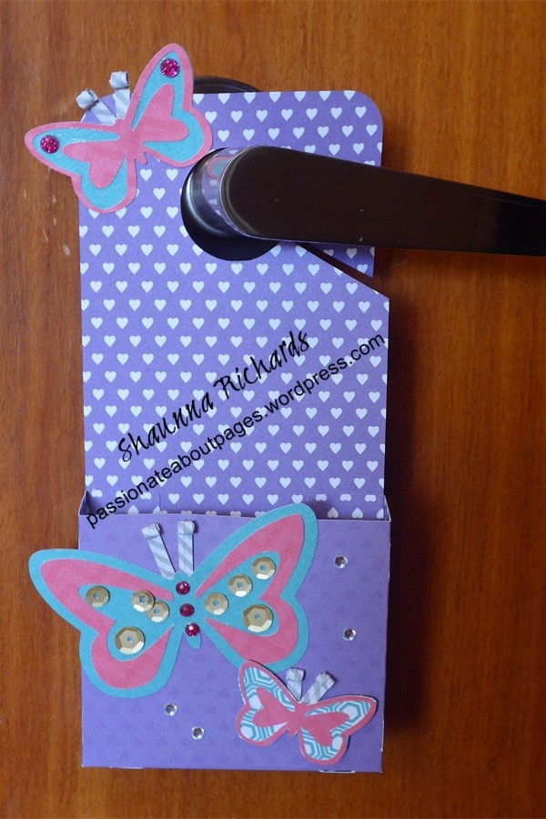 Paper Fundamentals Door Hanger