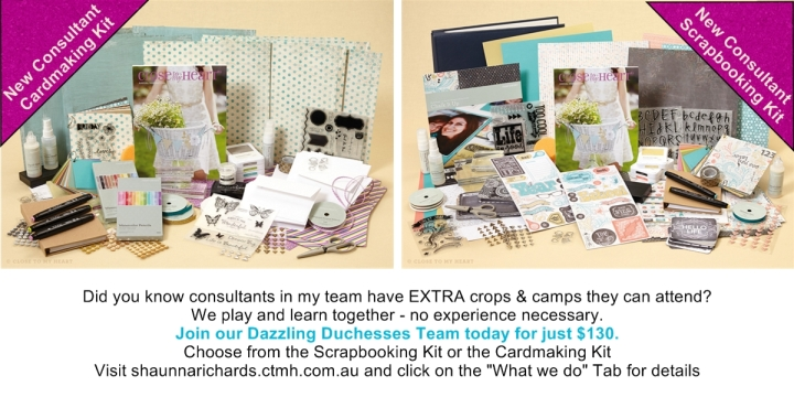New consultant kits