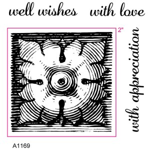 a1169 stamp