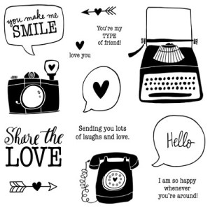Share the Love Stamp Set