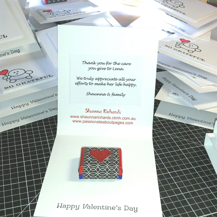 Valentine card - Page 007