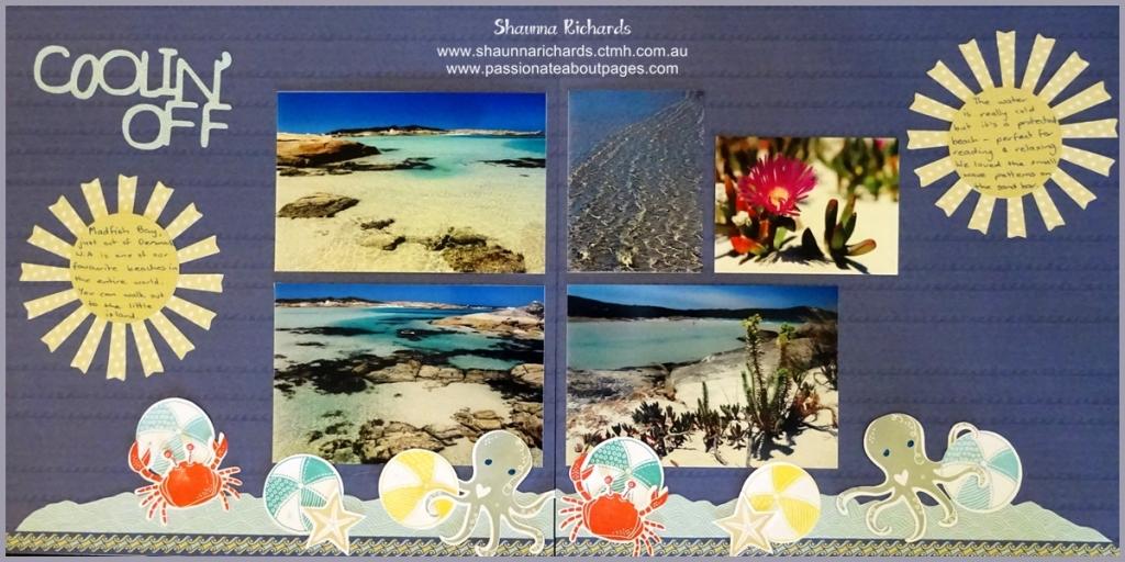Beach Days - Page 001