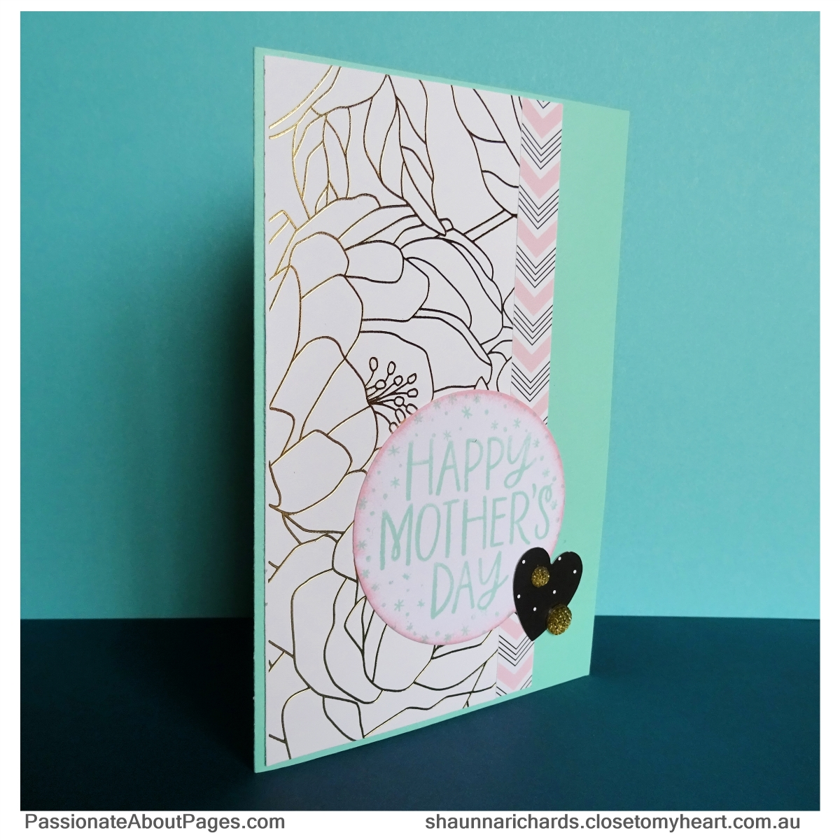 Live Beautifully is the CTMH exclusive collection for National Scrapbook Month 2017