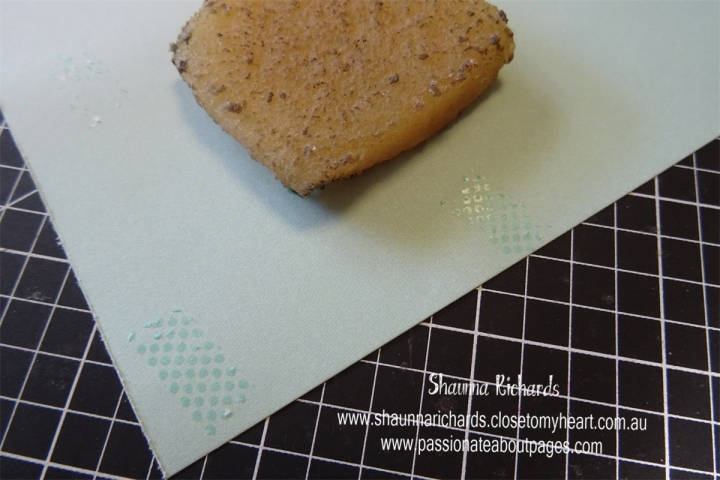 Rub & Remove Eraser - great for taking unwanted adhesive off paper. www.shaunnarichards.closetomyheart.com.au