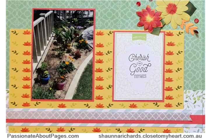 CTMH Stamp of the Month for Jan, 2018 is Bloom & Grow (S1801). Order yours at www.shaunnarichards.ctmh.com.au.