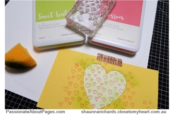 S1802 Sunny Thoughts is CTMH's Stamp of the Month for February 2018. Order yours at www.shaunnarichards.closetomyheart.com.au