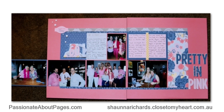 Beautiful Friendship Layout - Page 002