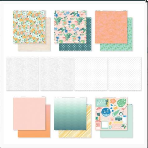 Postcard Perfect Papers