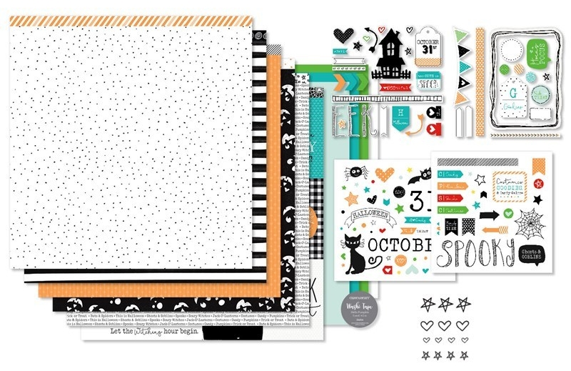 The Hello Pumpkin Workshop Your Way kit (G1160) is available to purchase between Sept and Dec, 2018 from www.shaunnarichards.ctmh.com.au