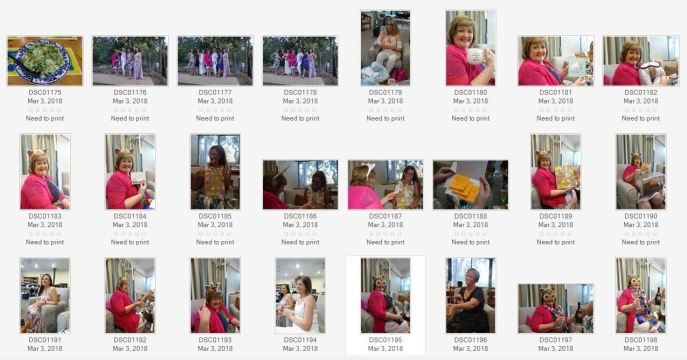 Overcome Digital Photo Overwhelm - Learn how to make the overwhelming task of sorting and selecting digital images doable