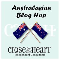 Hop along to enjoy creative ideas using the latest Close To My Heart products. www.passionateaboutpages.com