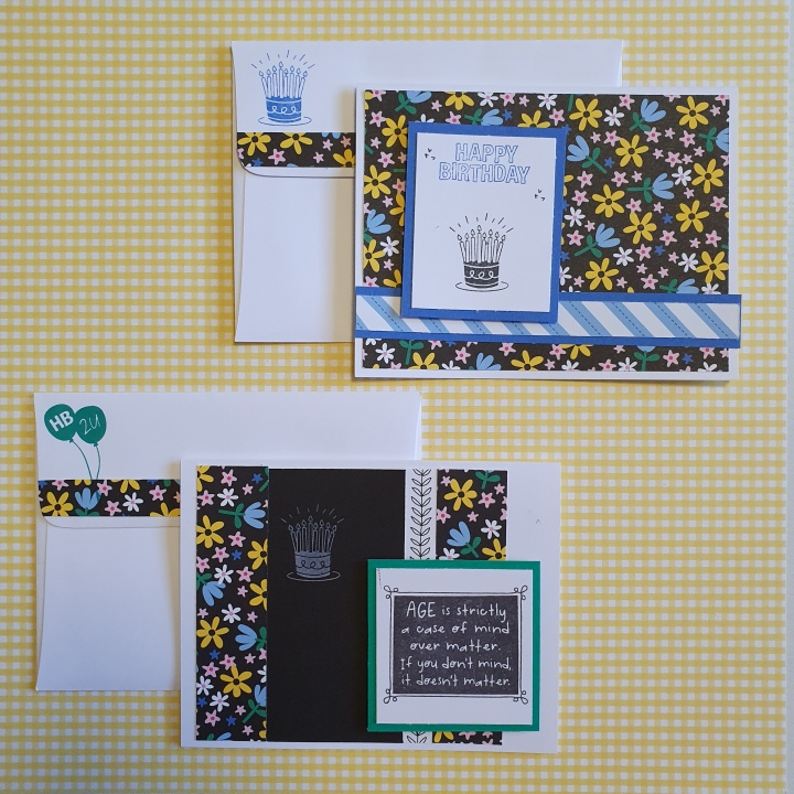 Close To My Heart's Craft On collection adapts beautifully to a variety of scrapbook themes and card designs. Order your collection at www.shaunnarichards.closetomyheart.com.au before the end of August 2019