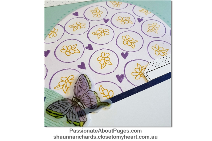 Tell your story using Random Acts of Cardness (S1909) – September 2019's Stamp of the Month from Close To My Heart. Perfect for scrapbookers and card makers. Order yours from www.shaunnarichards.ctmh.com.au during September 2019
