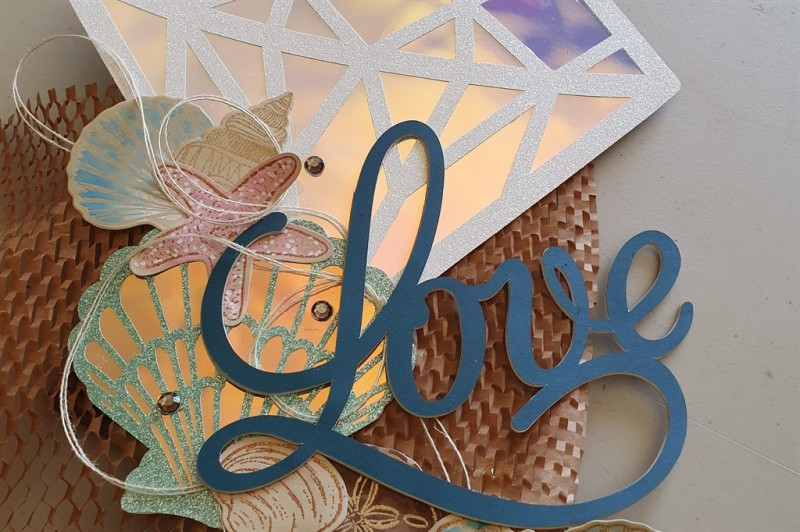 Create a personalised photo prop frame using stamps and Cricut cuts from the Close To My Heart range. Visit https://shaunnarichards.closetomyheart.com.au/ to see the range of themed stamps and cartridges available to purchase
