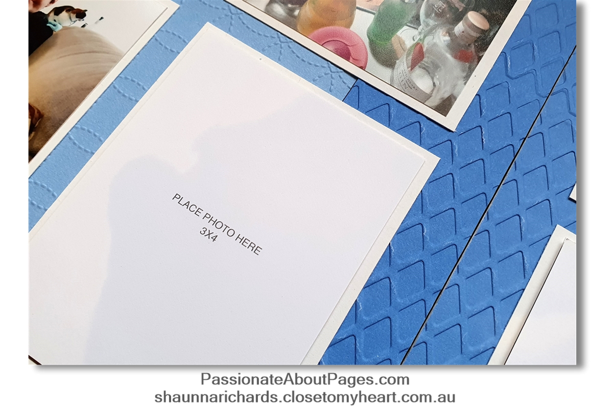 Close To My Heart's two tone cardstock offers endless opportunities for creative scrapbooking.   Order yours  at shaunnarichards.closetomyheart.com.au