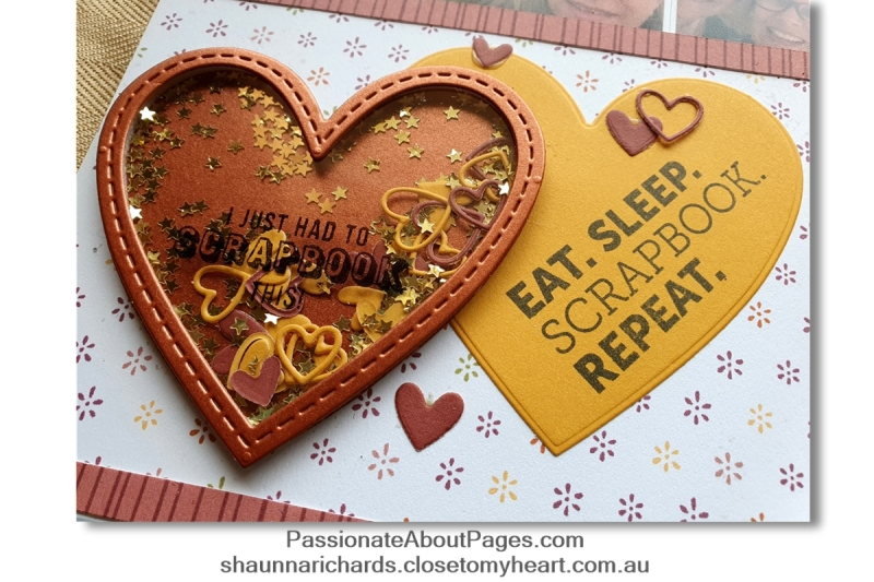 Create your own paper candy with Here for the Memories (S2009) – September 2020's Stamp of the Month from Close To My Heart. Perfect for scrapbookers and card makers. Order yours from https://shaunnarichards.closetomyheart.com.au/ during September 2020
