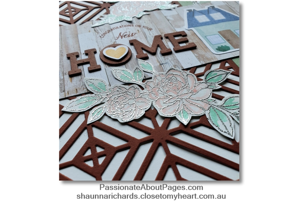 Create pages and cards with Happiness Never Grows Old (S2012) – December 2020's Stamp of the Month from Close To My Heart. Order yours from https://shaunnarichards.closetomyheart.com.au/ during December 2020 only