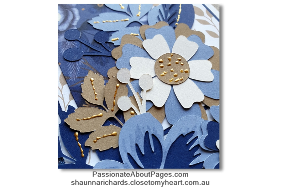 Close To My Heart's Serenity Cricut collection is available for purchase at www.shaunnarichards.closetomyheart.com.au
