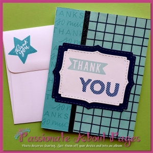 Create pages and cards with Every Thank you (S2101) – January 2021's Stamp of the Month from Close To My Heart. Order yours from https://shaunnarichards.closetomyheart.com.au/ during January 2021 only